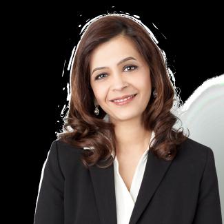 Shalini Mahajan, MD Headshot