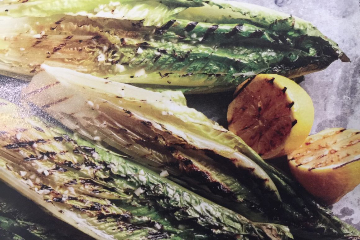 Fire Up the Grill for Grilled Romaine Salad - Attune Health